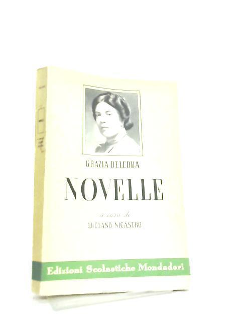 Novelle: Grazia Deledda