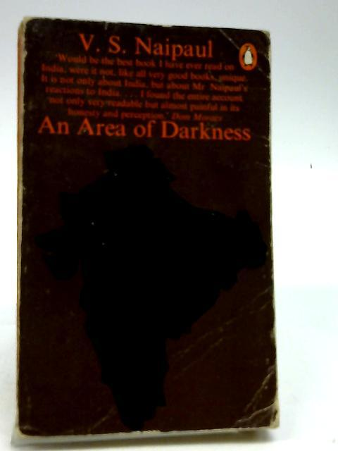 An area of darkness: Naipaul, V. S