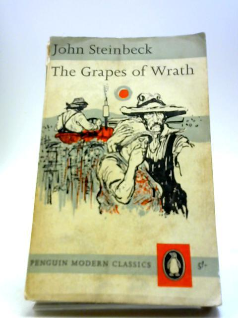 the story behind john steinbecks the grapes of wrath The grapes of wrath study guide contains a biography of john steinbeck, literature essays, quiz questions, major themes, characters, and a full summary and analysis.