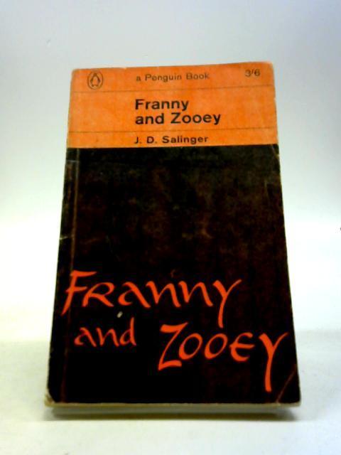 Franny and Zooey penguin: J.D Salinger