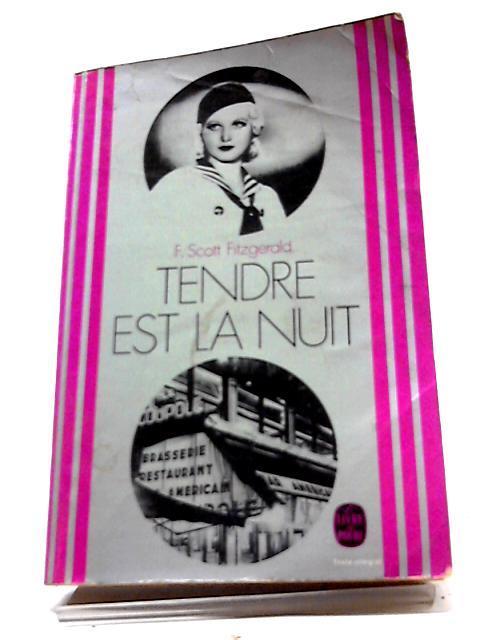 Tendre Est La Nut: F. Scott Fitzgerald