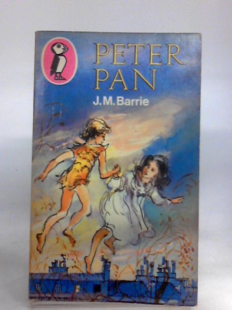 Peter Pan: J. M. Barrie