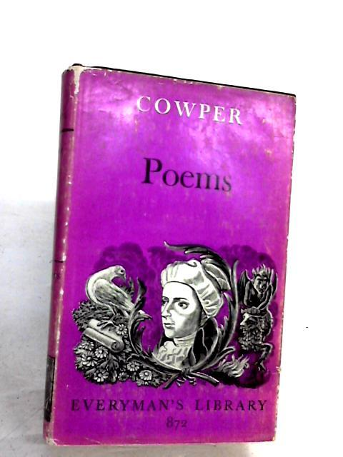 Poems of William Cowper: Cowper, William