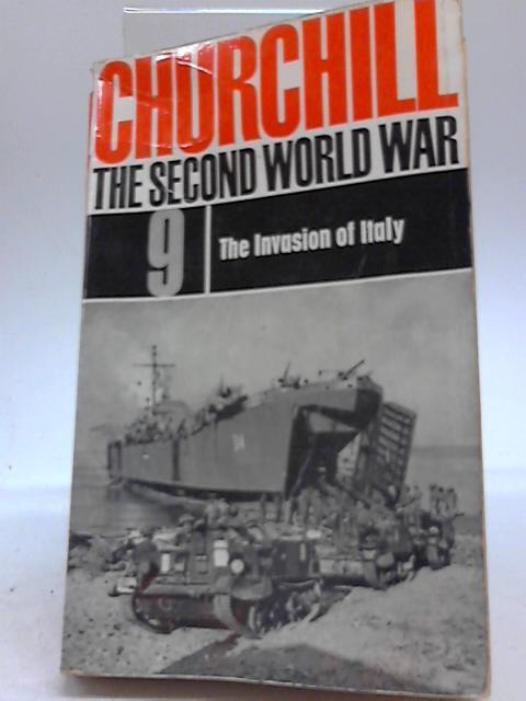 The Second World War Volume 9.The Invasion: Winston Churchill