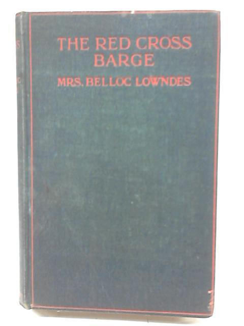 The Red Cross Barge: Mrs Belloc Marie