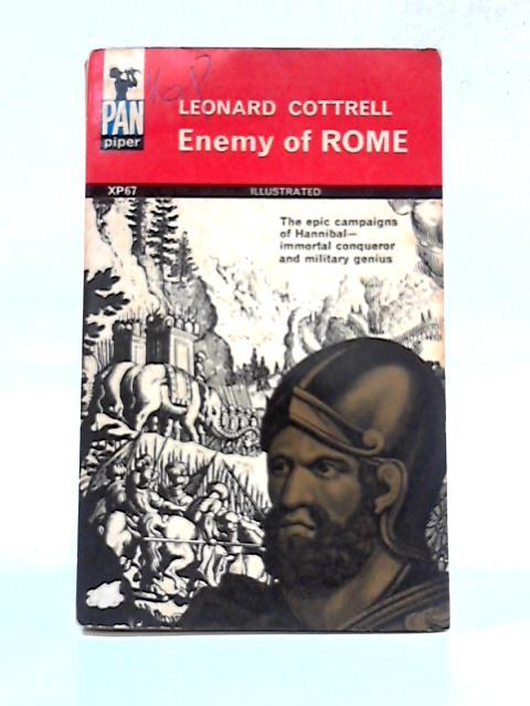 Enemy of Rome: Leonard Cottrell