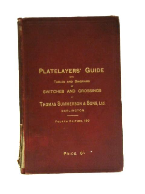 Platelayers U0026 39  Guide With Tables And Diagrams Of Switches
