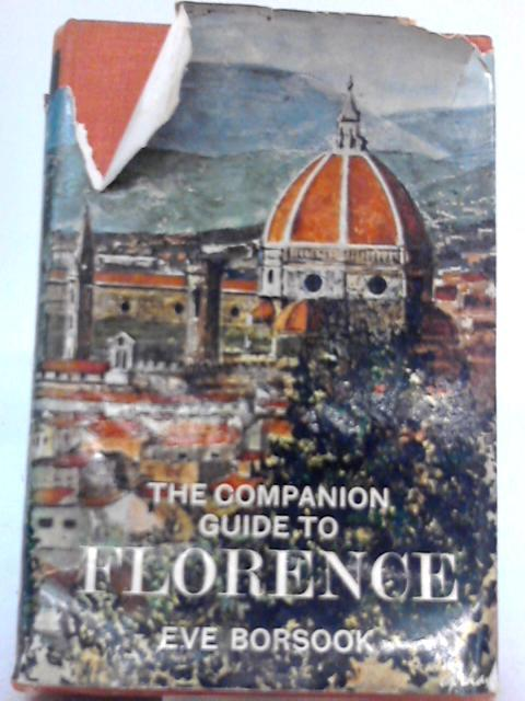 borsook eve - the companion guide to florence - AbeBooks