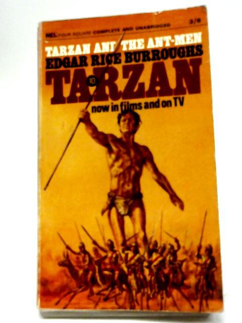 Tarzan And The Ant-men (Four Square Books-no.186): Edgar Rice Burroughs