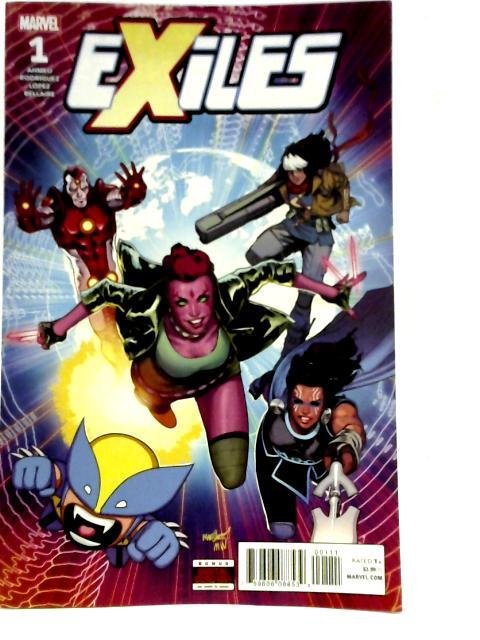 Exiles #1: Saladin Ahmed
