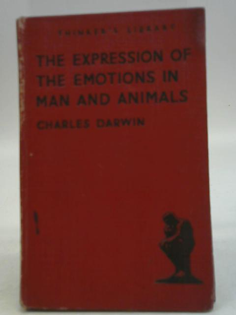 The Expression of the Emotions in Man: Charles Darwin