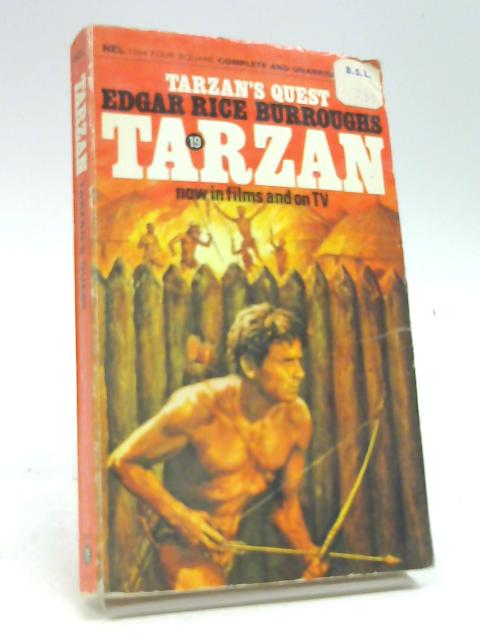 Tarzan's Quest: Burroughs, Edgar Rice
