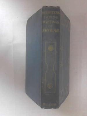 Selections from the Writings of John Ruskin: John Ruskin