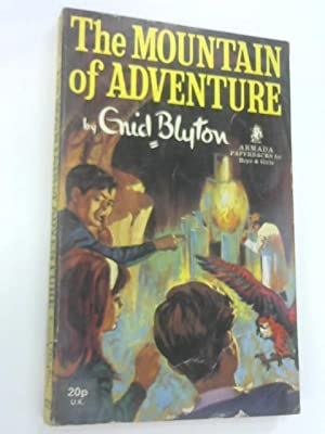 Mountain of Adventure (Armada S.): Blyton, Enid