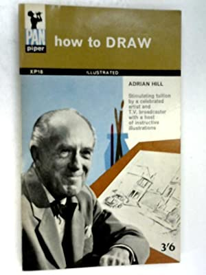How to Draw: Adrian Hill