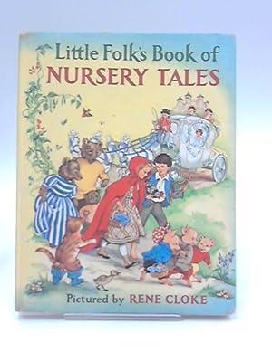 Little Folk's Book of Nursery Tales: No Author
