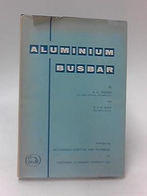 Aluminium Busbar: A. G. Thomas