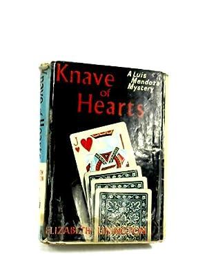 Knave of Hearts: Linington, Elizabeth