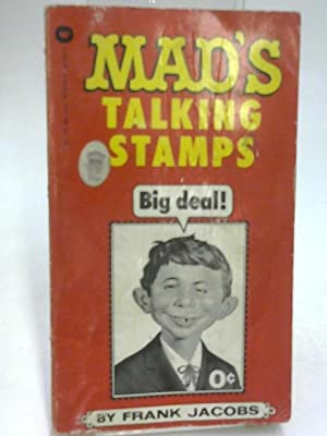 Mad's Talking Stamps: Jacobs, Frank