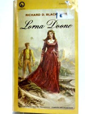 Lorna Doone, A Romance of Exmoor: R. D. Blackmore
