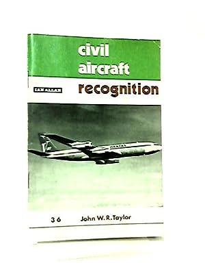 Civil Aircraft Recognition: J. W. R.