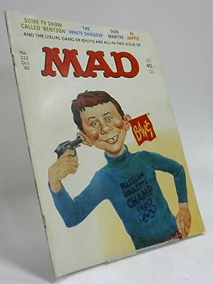 Mad Magazine, No. 222, October 1980: Ron Letchford