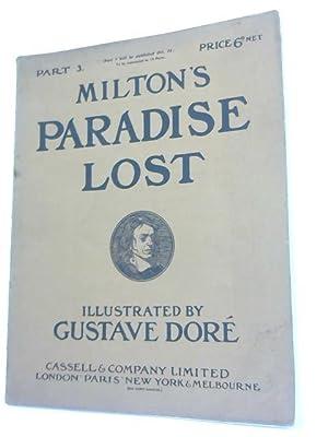 Milton's Paradise Lost. Part 3: John Milton-Gustave Dore