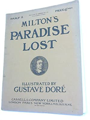 Milton's Paradise Lost. Part 2: John Milton- Gustave