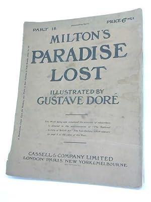 Milton's Paradise Lost. Part 18: John Milton-Gustave Dore