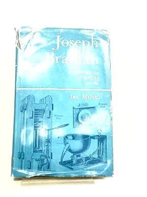 Joseph Bramah, A Century of Invention, 1749-1851: Ian McNeil