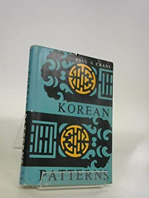 Korean Patterns: Paul S Crane