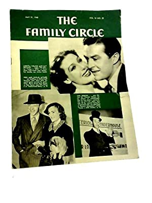 The Family Circle, Vol. 16, No. 22,: Harry H. Evans