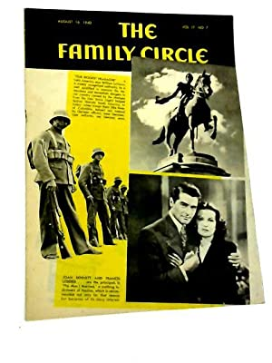 The Family Circle, Vol. 17, No. 7,: Harry H. Evans