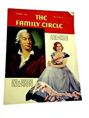 The Family Circle, Vol. 17, No. 14,: Harry H. Evans