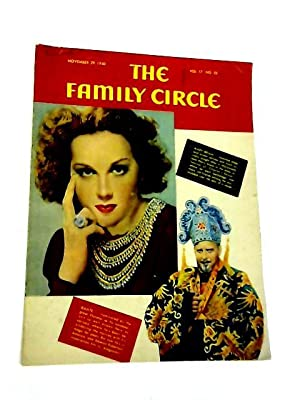 The Family Circle, Vol. 17, No. 22,: Harry H. Evans