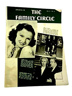 The Family Circle, Vol. 15, No. 12,: Harry H. Evans