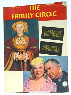 The Family Circle, Vol. 16, No. 12,: Harry H. Evans