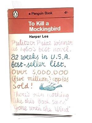To kill a Mockingbird (Penguin Books. no.: Harper Lee