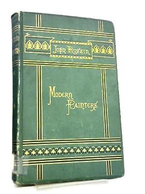Modern Painters Volume III Containing Part IV: John Ruskin