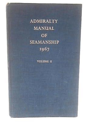 admiralty manual of seamanship volume 2 pdf