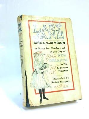 Lady Jane: C. V Jamison