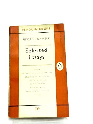 george orwell essay henry miller Welcome to another episode of the bowie book club, where wild  this time we  read inside the whale, a book of literary criticism by george orwell, who we've  decided was a time traveller (netflix, get in touch)  tropic of cancer) by henry  miller  roger had this copy of george orwell essays before i did.