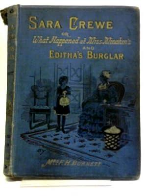 Sara Crewe Or What Happened At Miss: Frances Hodgson Burnett