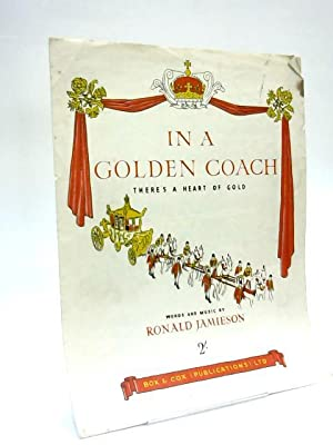 In A Golden Coach Ronald Jamieson 1952: Ronald Jamieson