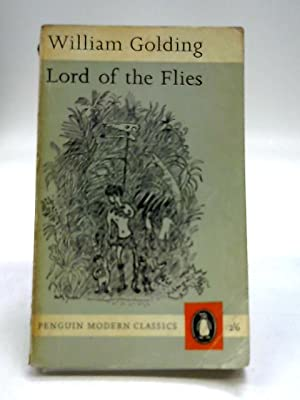Lord Of The Flies ( Penguin Modern: Golding, William