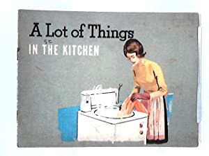 A lot of Things: In the Kitchen: Jenny taylor &