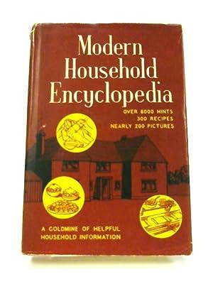 Modern Household Encyclopedia: Jessie De Both