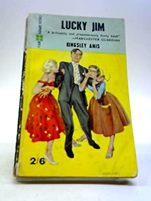 Lucky Jim (Four square books-no. 83): Kingsley Amis