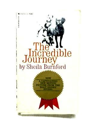 Incredible Journey: Burnford, Sheila