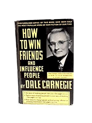 book how to make friends and influence people